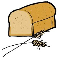 Whole grains clipart.