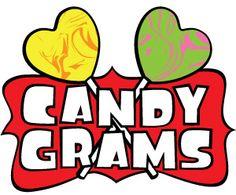 Candy gram clip art.