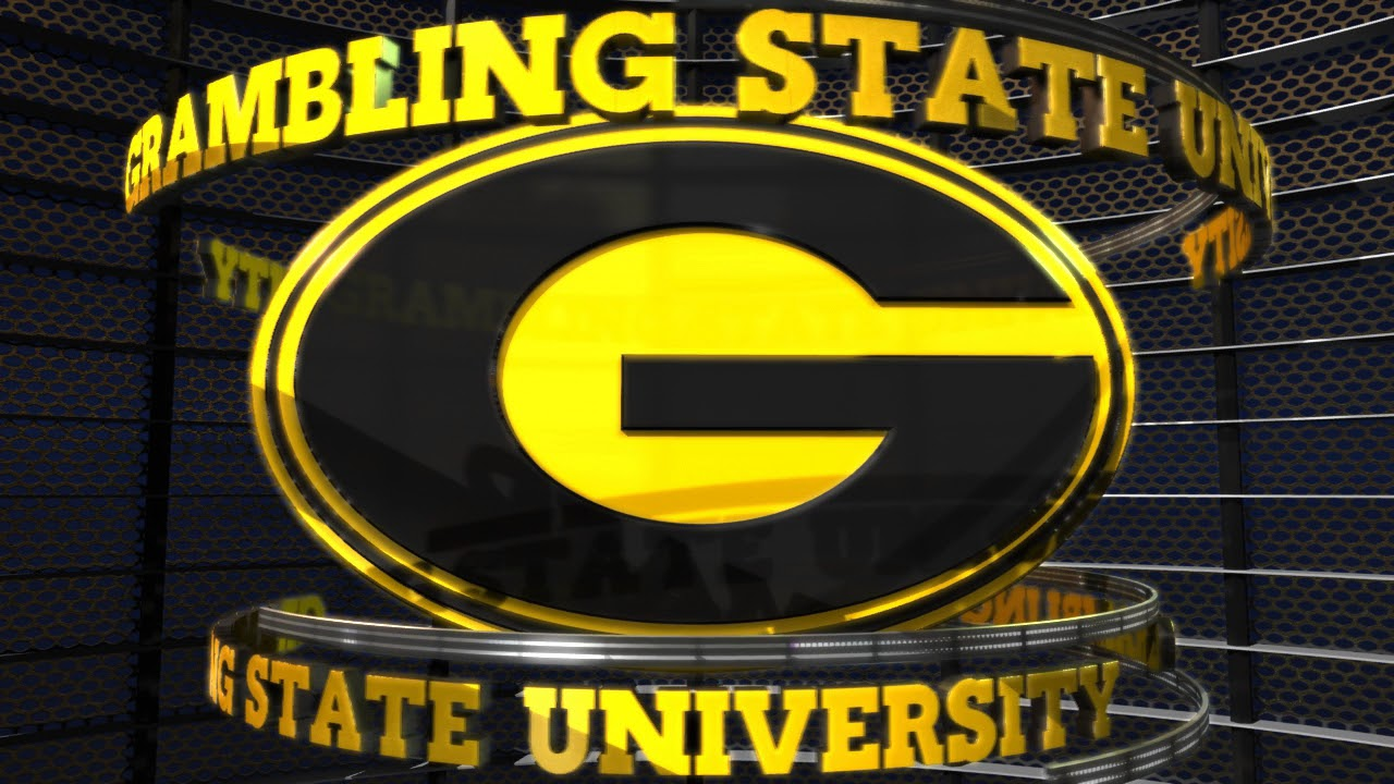 HYPE CREATIVE SERVICES: Grambling State University Logo spin.