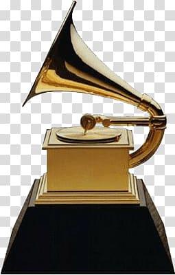 Grammy Awards trophy, Grammy Award transparent background.