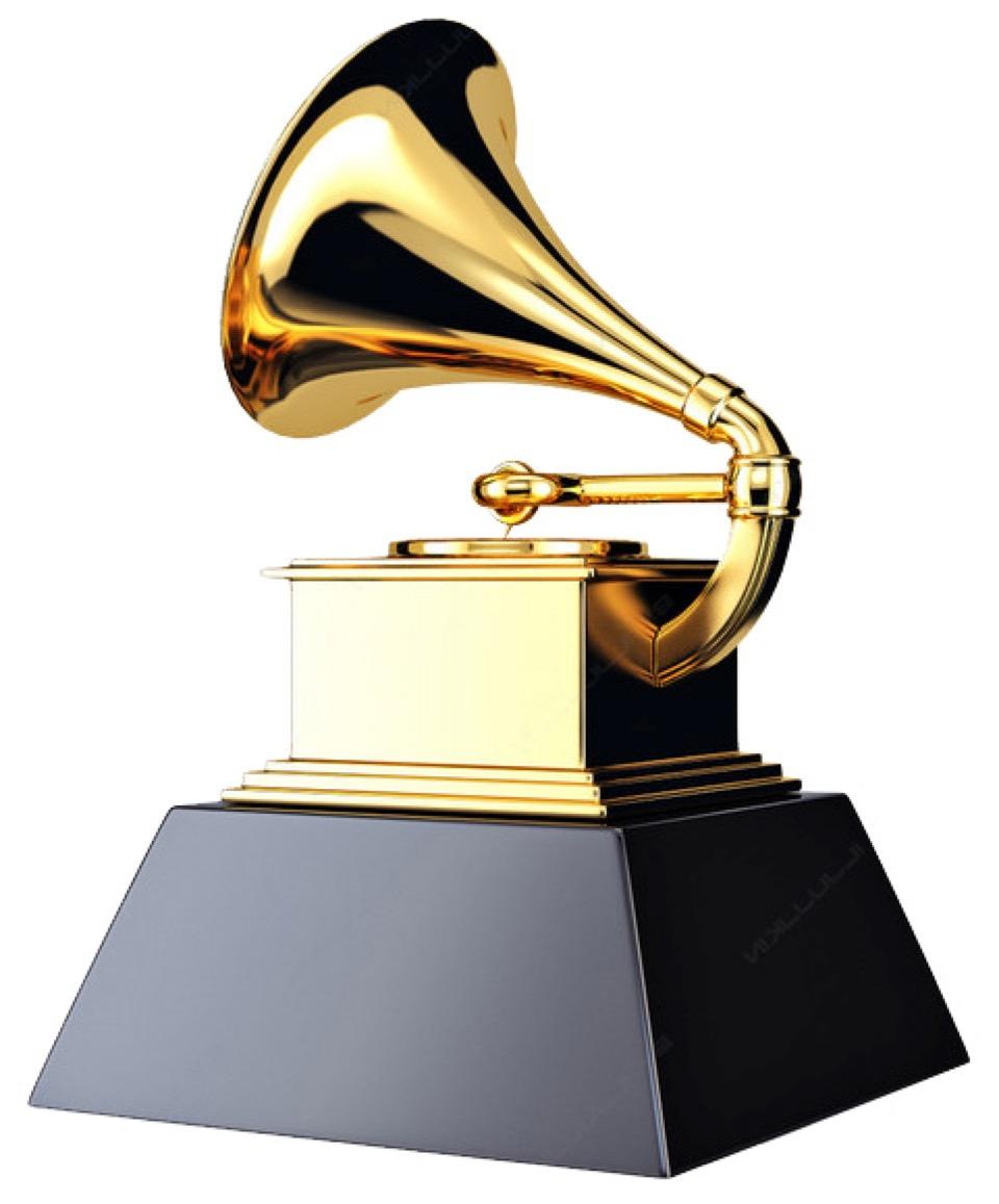 Grammy Awards Logo.