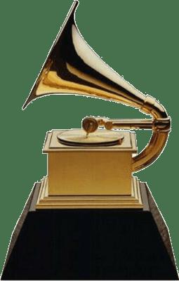 Grammy Award transparent PNG.