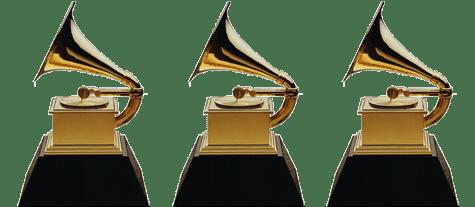 Grammy Awards Trio transparent PNG.