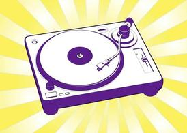 Free Free Turntables Clipart and Vector Graphics.
