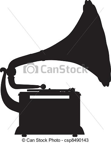 Gramophone Clipart and Stock Illustrations. 4,136 Gramophone.