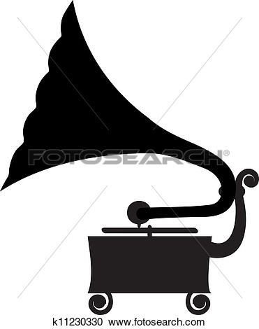 Gramophone Clip Art Vector Graphics. 3,159 gramophone EPS clipart.
