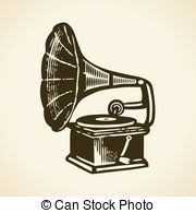 Gramophone Clipart and Stock Illustrations. 4,379 Gramophone.