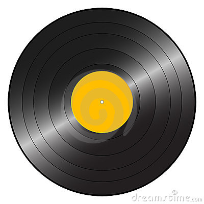 Gramophone record clipart - Clipground