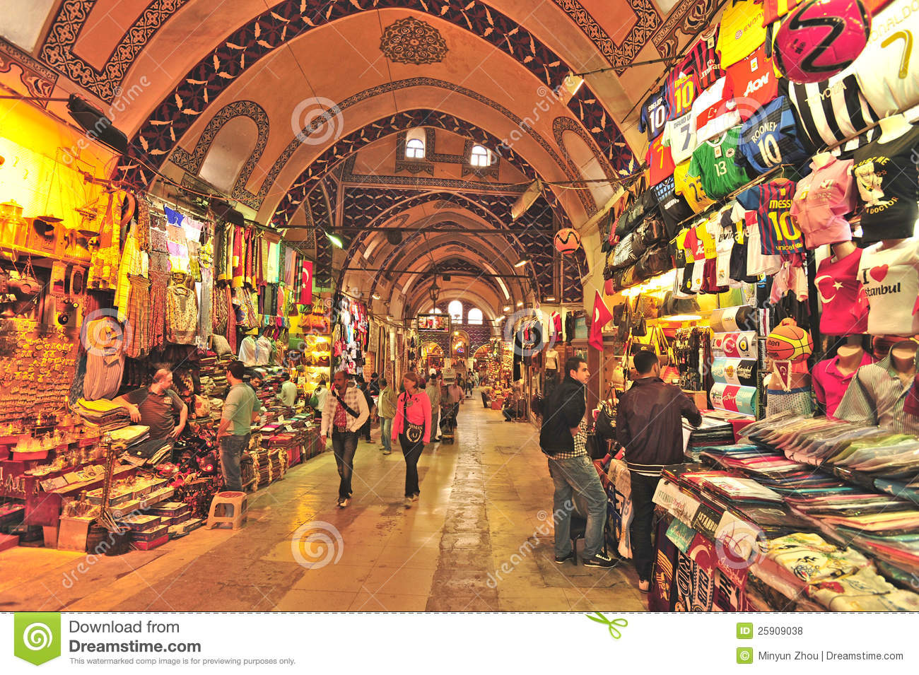 Grand Bazaar Istanbul Stock Photos, Images, & Pictures.