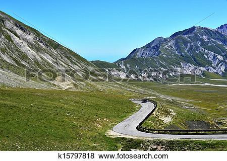 Pictures of Gran Sasso d'Italia k15797818.