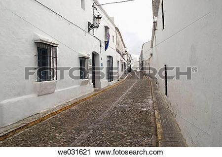 Stock Photography of Casa del Azahar (house.