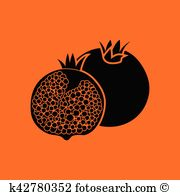 Punica clipart #6