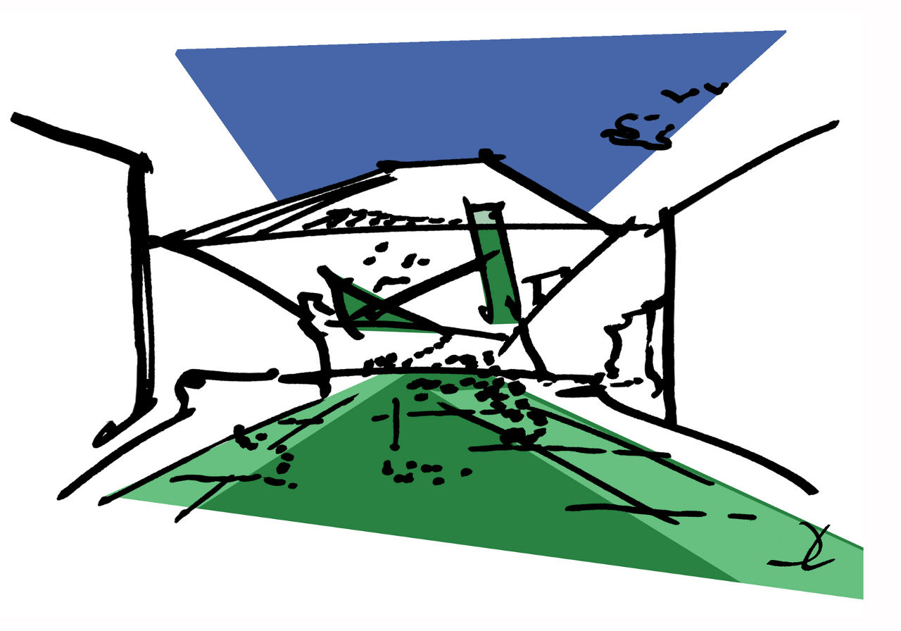 Daniel Libeskind's Grand Canal Square Theatre.
