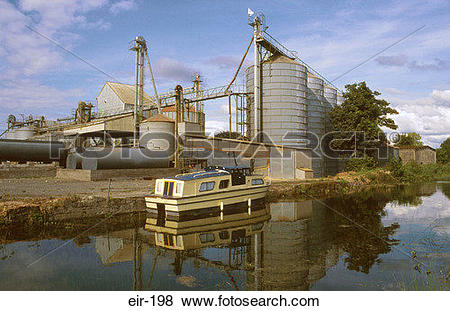 Pictures of Grain Silo by Grand Canal Ireland eir.