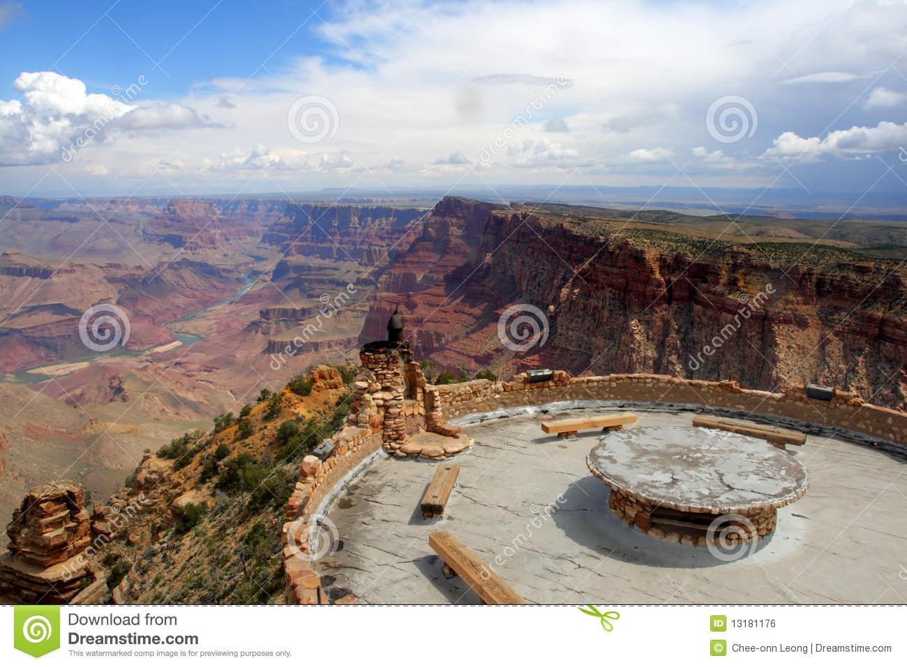 Grand Canyon National Park, USA Royalty Free Stock Image.