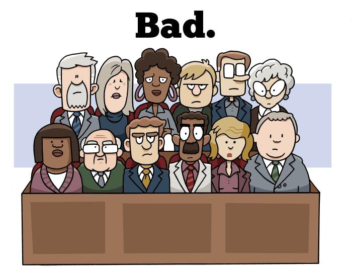 Picking the Ferguson Grand Jury.