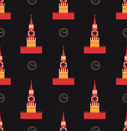 Grand Kremlin Palace Clip Art, Vector Images & Illustrations.