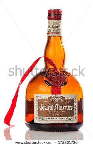 Grand Marnier Stock Photos, Royalty.