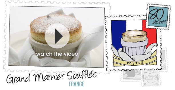 French Soufflé Recipe, Video, and Cooking Tips.