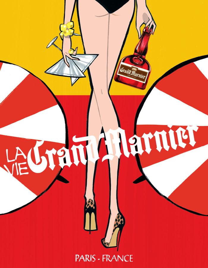Grand Marnier.