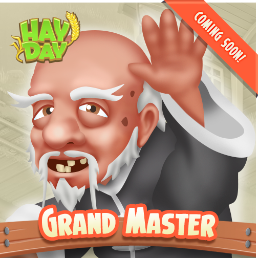 Hay Day Town Sneak Peek: Grand Master.