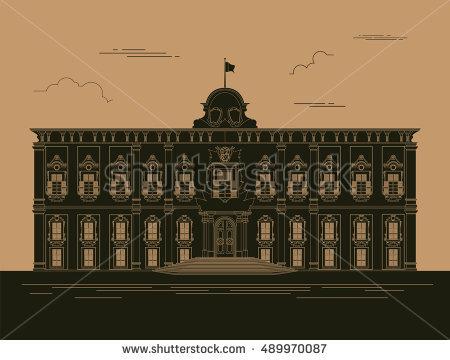 Grand Masters Palace Malta Stock Photos, Royalty.
