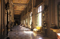 Palace Of The Grand Masters, Valletta, Malta Stock Photo.