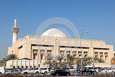 Grand Mosque Editorial Stock Image.