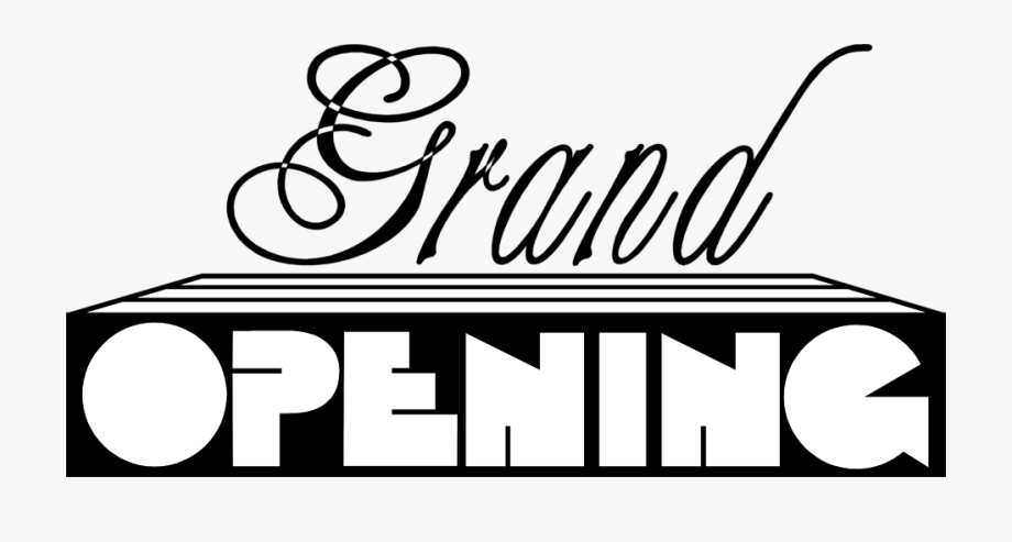 Grand Opening Clip Art Free.