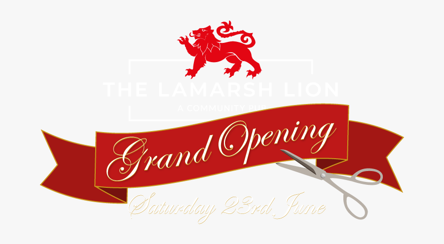 Grand Opening Logo Png , Free Transparent Clipart.