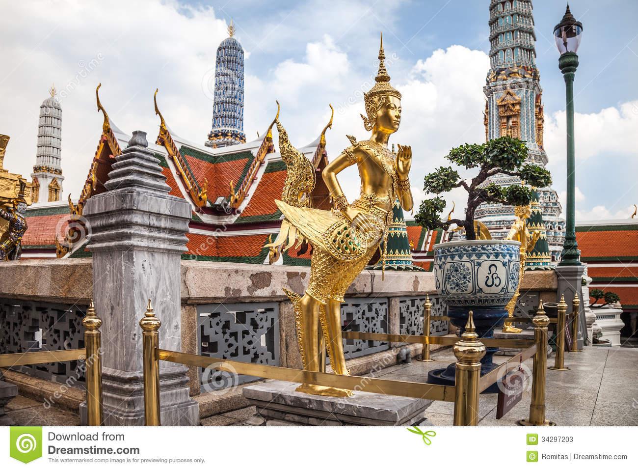 Grand palace bangkok.