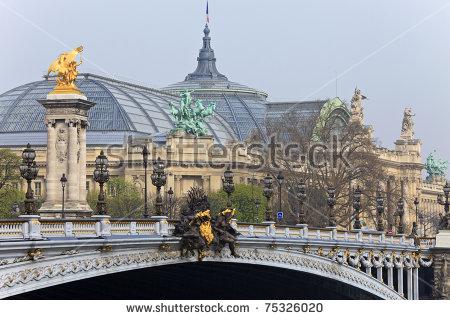 Grand Palais Stock Photos, Royalty.