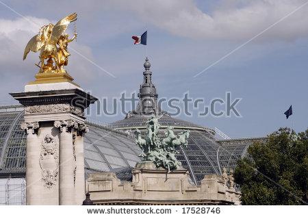 Le Grand Palais Stock Photos, Royalty.