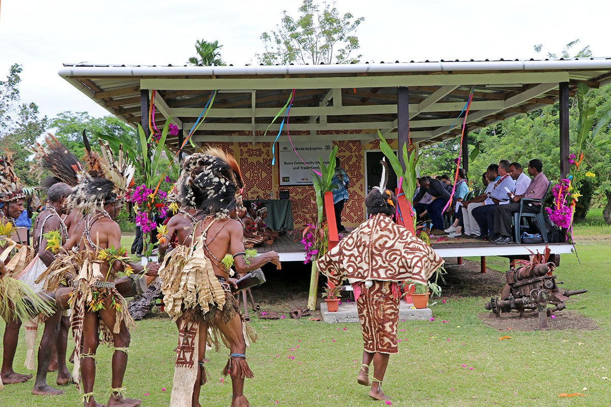 Papua New Guinea National Museum & Art Gallery (@MuseumPNG.