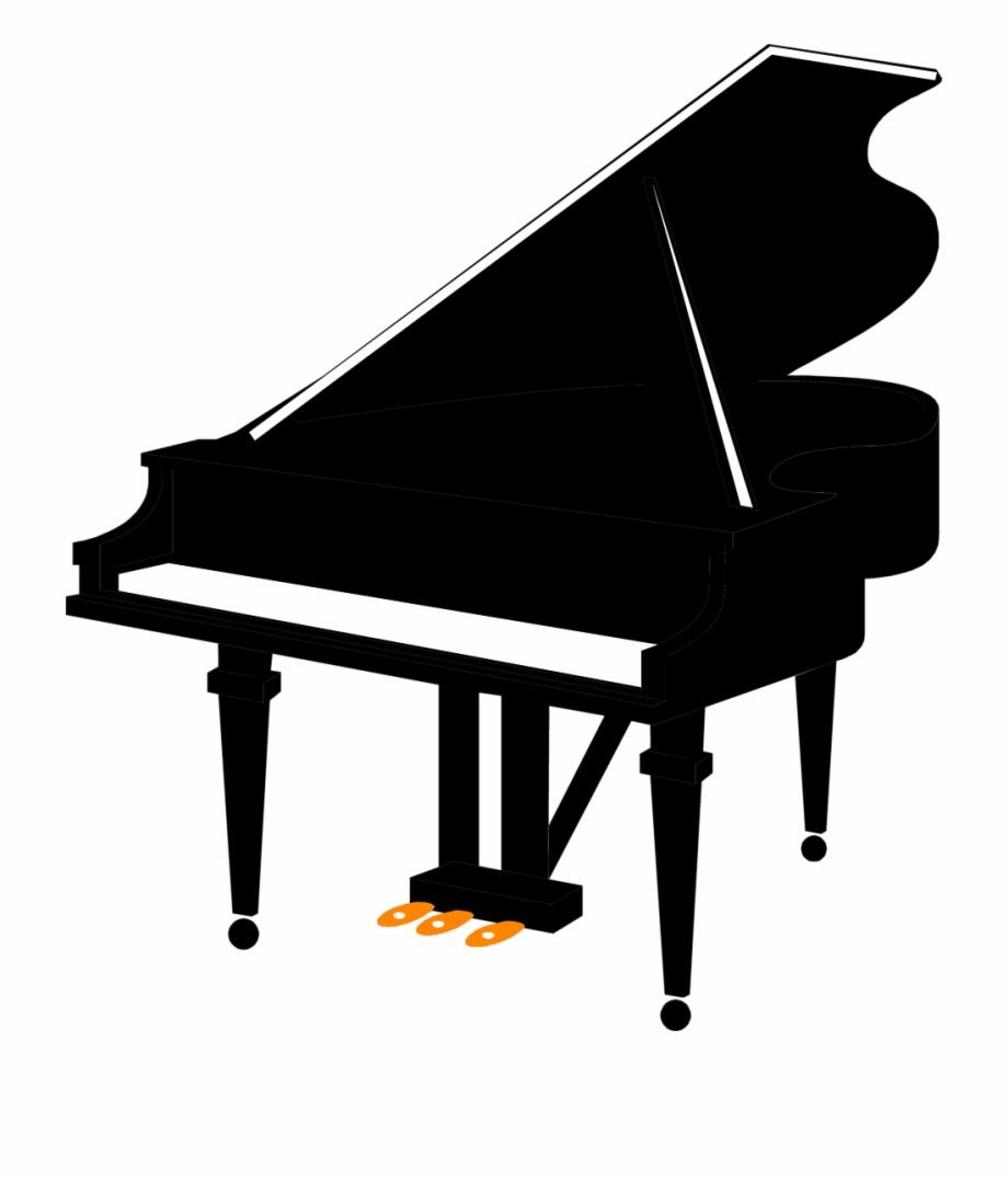 Clip Art Grand Piano Clip Art.