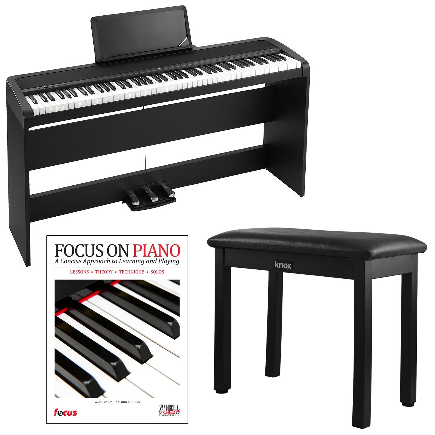 Grand piano pedal board clipart clipground for Yamaha ypg 535 weighted keys