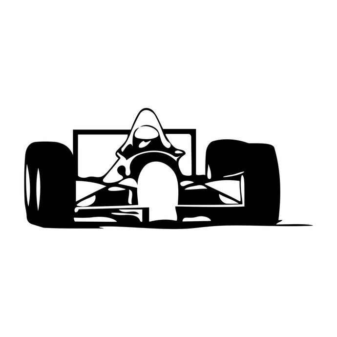 Formula 1 Grand Prix Car graphics design SVG DXF EPS Png Cdr Ai Pdf Vector  Art Clipart instant download Digital Cut Print Files Shirt Decal.