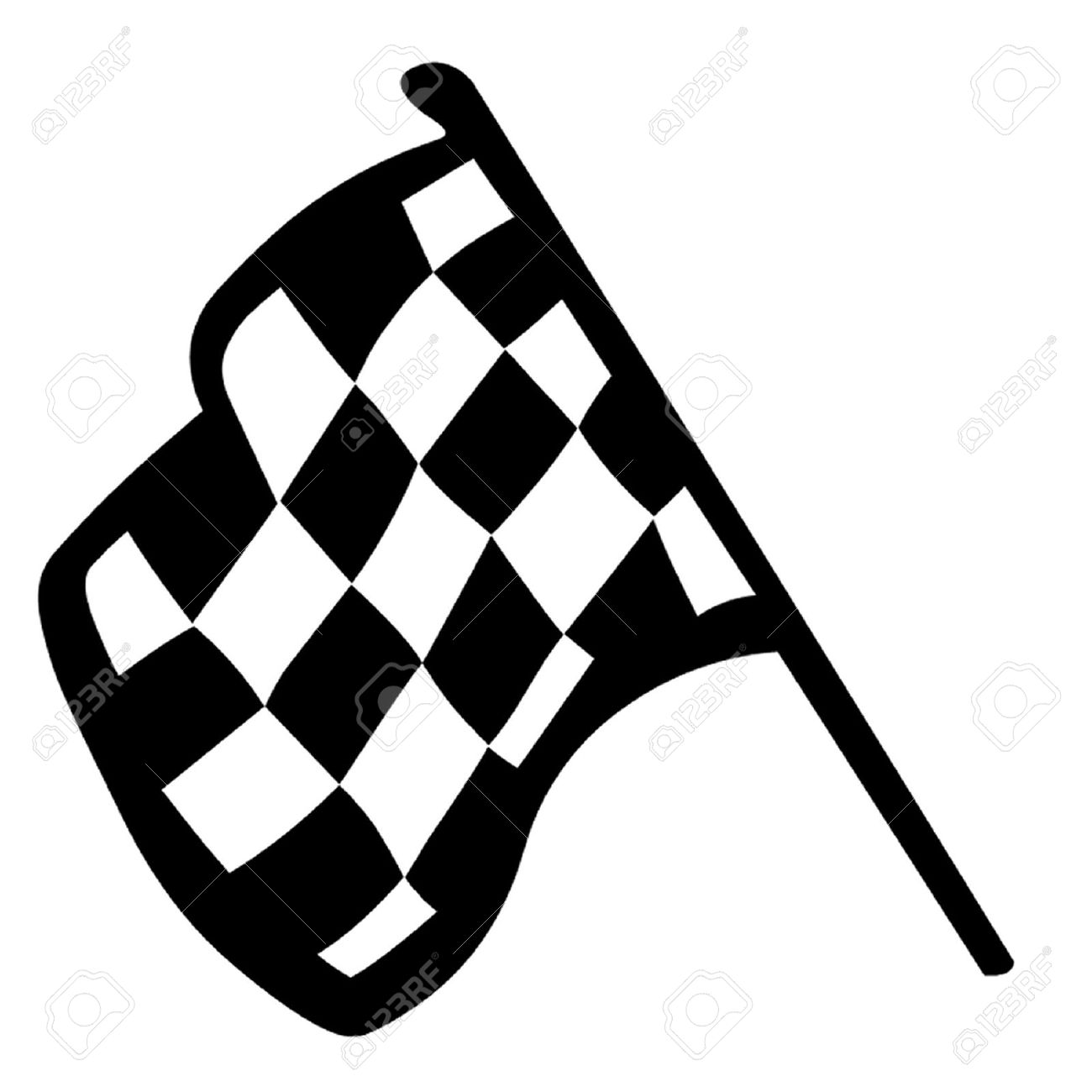 Grand Prix Flag Royalty Free Cliparts, Vectors, And Stock.