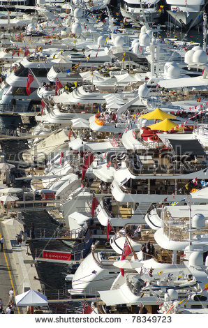 Monaco Grand Prix Stock Images, Royalty.