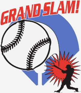 Grand slam clipart 3 » Clipart Portal.