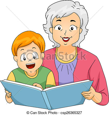 Grandson Clipart and Stock Illustrations. 680 Grandson vector EPS.