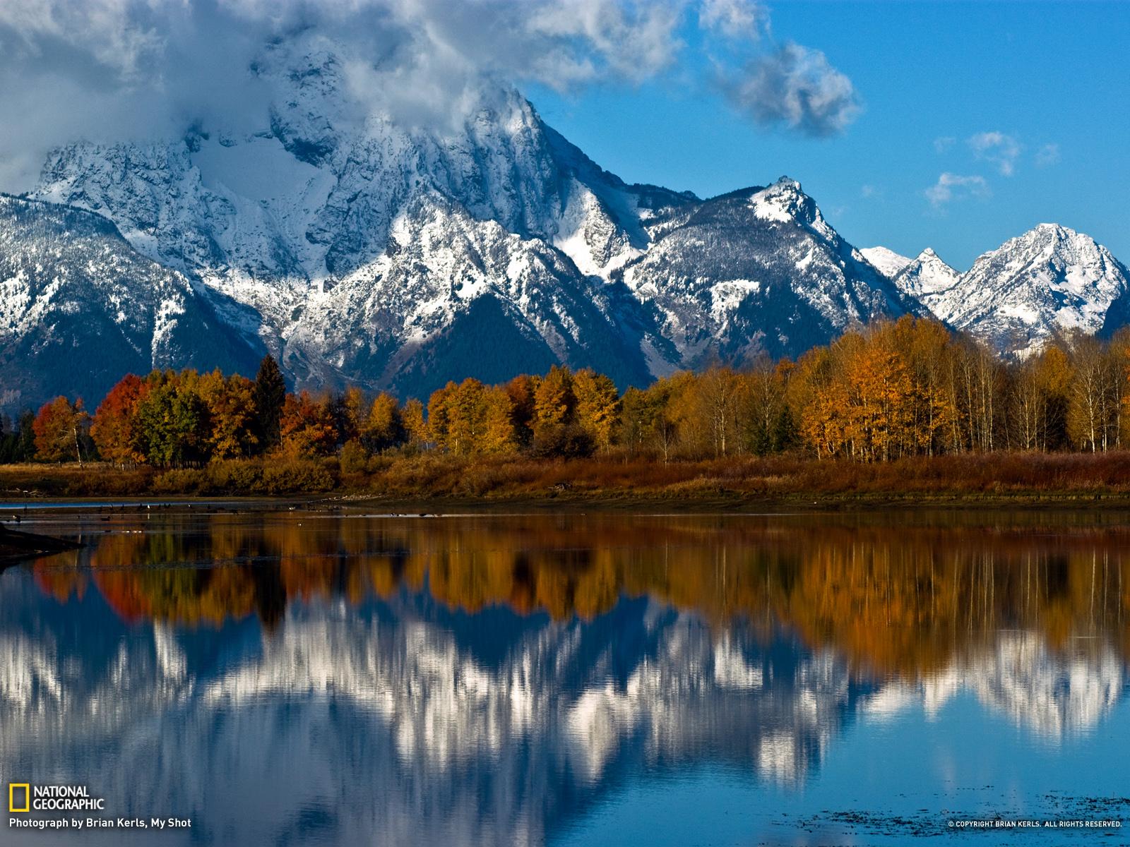 Eva Brosnan: Grand Teton National Park High Quality Wallpaper #644021.