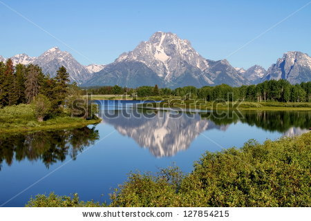 Grand Teton National Park Stock Photos, Royalty.