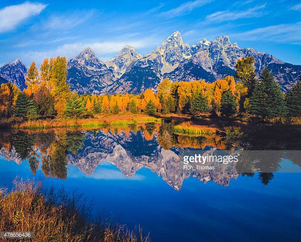 Grand Teton National Park Stock Photos and Pictures.