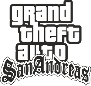 Grand Theft Auto San Andreas Logo Vector (.CDR) Free Download.