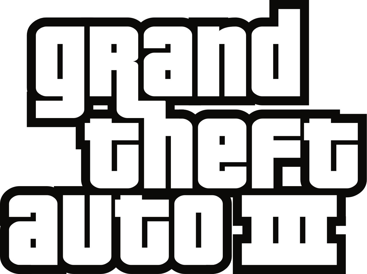 Grand Theft Auto (GTA) PNG Transparent Images.