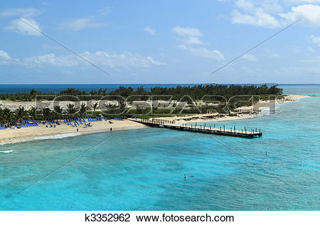 Stock Photo of Grand Turk and Caicos Islands k3352962.