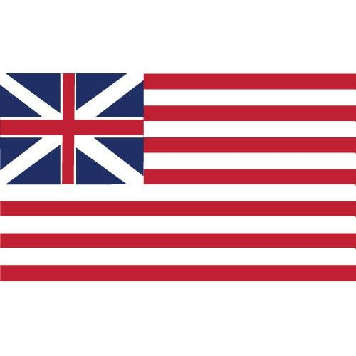 Grand Union Flag Downloadable Image.