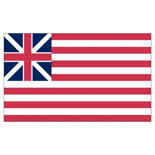 Grand union flag clipart #1