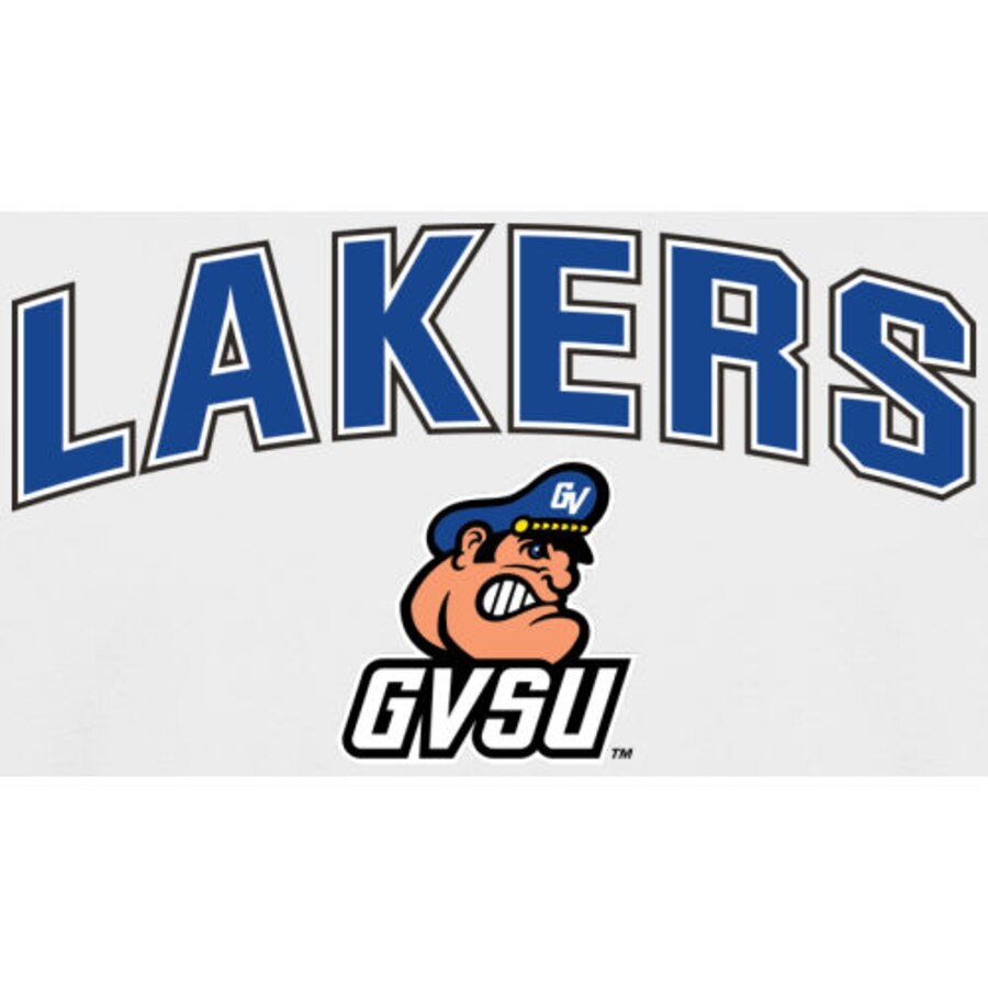 Grand Valley State University Lakers Proud Mascot T.